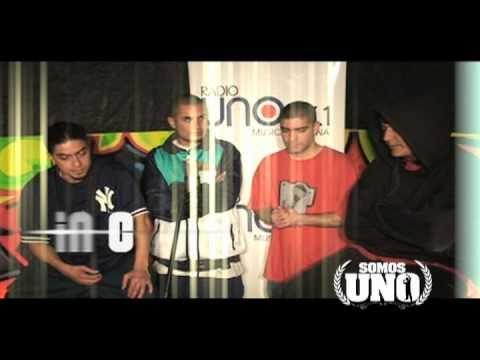 SOMOS UNO - Entrevista ADICKTA SINFONIA, Radio Uno 97.1 FM