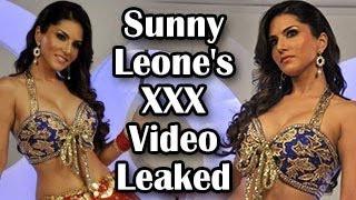 Sunny Leone's XXX PHOTOSHOOT - MUST WATCH