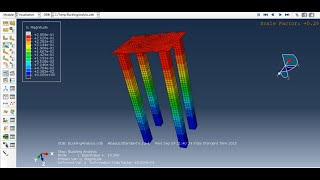 Buckling Analysis Abaqus