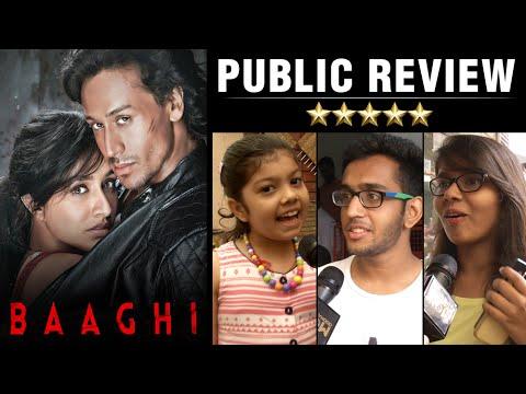 Baaghi Movie Public Review | Tiger Shroff, Shraddha Kapoor