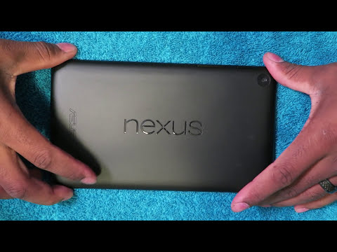 Nexus 7 (2013) won't Power Up, Here's the FIX!