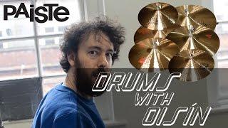 Paiste Hi Hat Shootout - Drums With Oisín (MMTV)