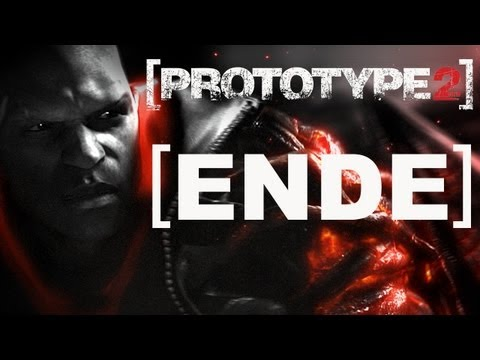 Let's Play Prototype 2 #30 - ENDE - [deutsch/german] - Prototype 2 Gameplay mit Fritz und Michi