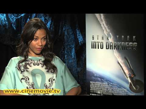 Zoe Saldana Talks Vulcan Love, Avatar Sequels, & Guardians of the Galaxy