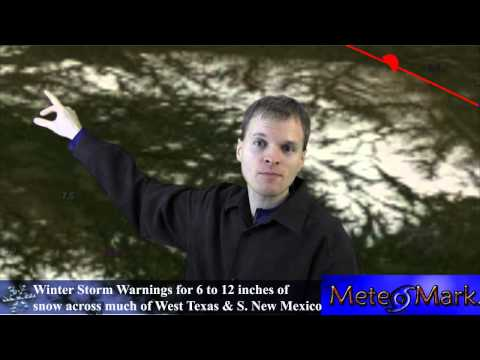 MeteoMark Weather update for January 3, 2013 and the Official Outlook for January for the lower 48 and Canada as well as most of North America. The 2nd week ...