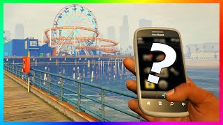 GTA 5 NEW Easter Eggs - SECRET Cell Phones Numbers Discovered & Hidden Luis Lopez Found In Office!