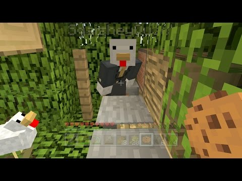 Minecraft Xbox Sky Den Miracle Duck 48