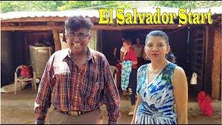 El Salvador Start También Nos Visito - Conviviendo Con El Canal El Salvador Chirilagua Tv Parte 8