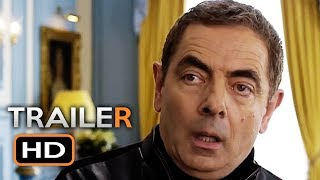 JOHNNY ENGLISH 3 Official Trailer 2 (2018) Rowan Atkinson Comedy Movie HD