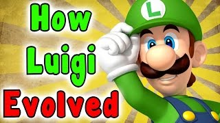 Evolution Of LUIGI (1983 - 2016)