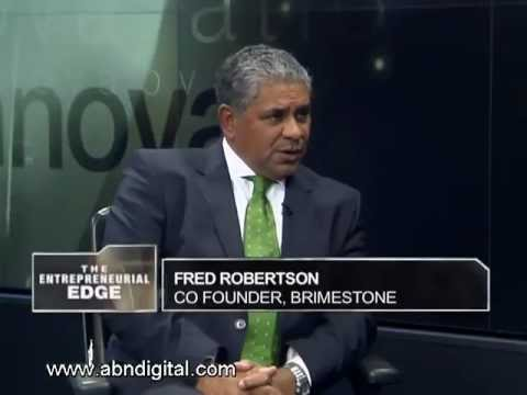 Fred Robertson - Co Founder, Brimstone - Part 1