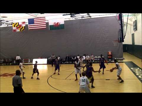 Darryl Williams II Glenelg Country School Basketball Highlights