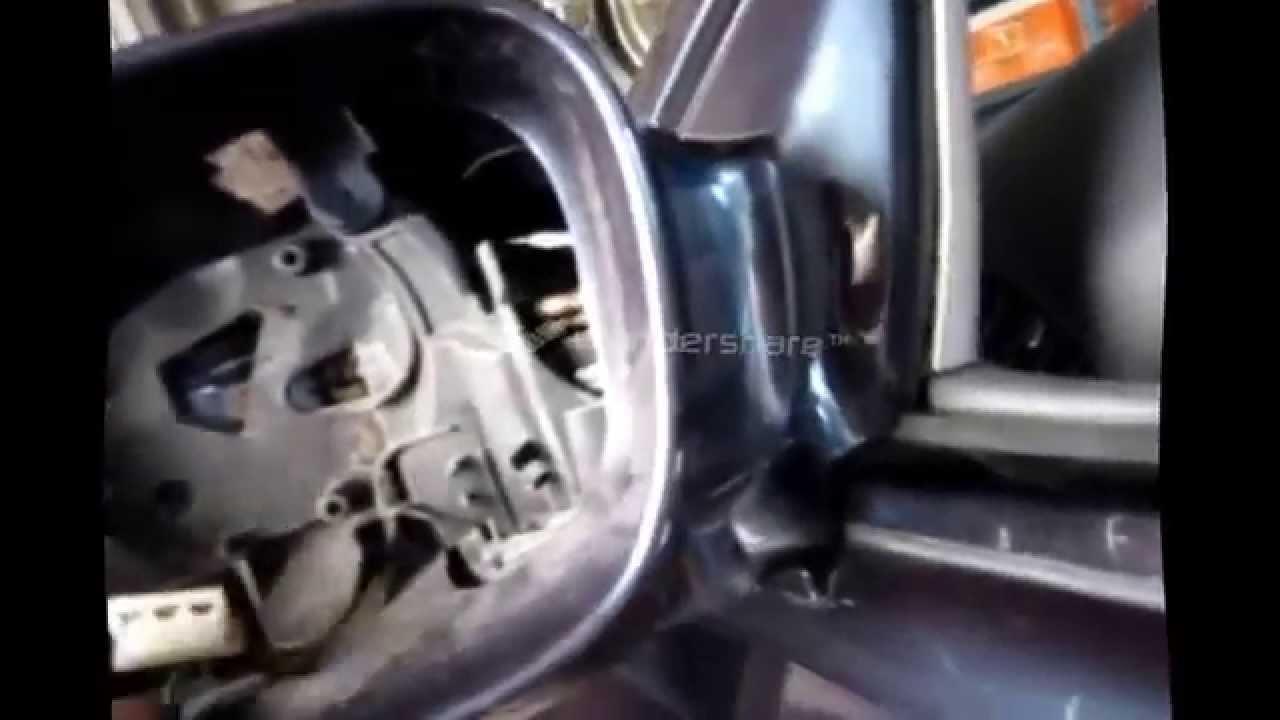 Comment Demonter Retroviseur Mercedes Ml  Cdi
