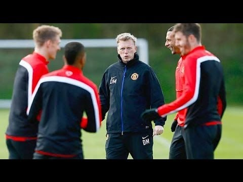 David Moyes offers no thanks to Manchester United players