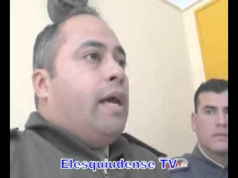 Ingreso a la Escuela Militar Sargento Cabral
