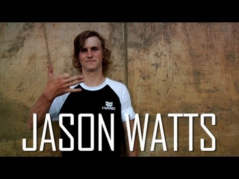Jason Watts - Welcome to Haro