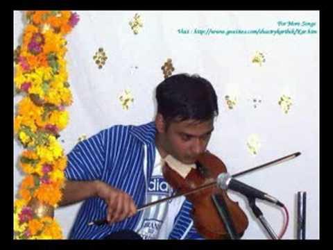 Neele Neele Ambar Remix - Instrumental Violin by Karthik