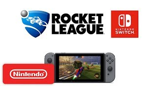 Rocket League Launch Trailer - Nintendo Switch