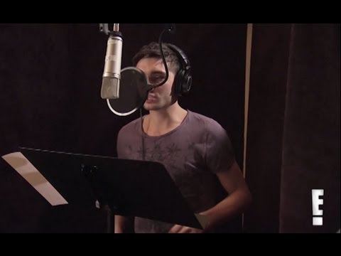 The Wanted Life Clip - Recording New Music in the Studio!