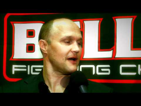 Bellator CEO Bjorn Rebney talks Spike TV, UFC, Dana White, Nick Diaz, and more (part 2)