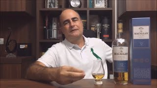 82: Review Macallan 12 anos - Fine Oak.