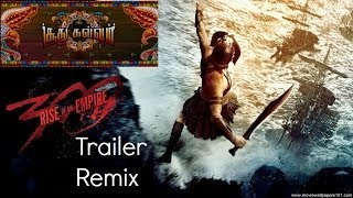 Soodhu Kavvum - Soodhu Kavvum Trailer - 300 Movie Tamil Remix