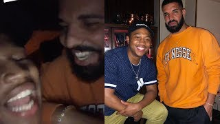 Drake Reportedly Paid Shiggy $250,000 For Helping Make 'In My Feelings' Go #1 On Billboard