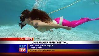 Underwater Music Festival - Local News