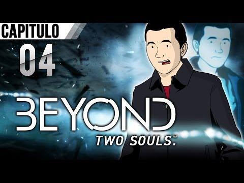 Beyond Two Souls Campaña con ALK4PON3 Ep. 4