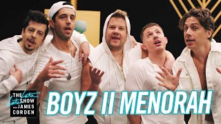 Boyz II Menorah: 'A Week and a Day' ft. Zach Braff, Charlie Puth, Christopher Mintz-Plasse & Josh…