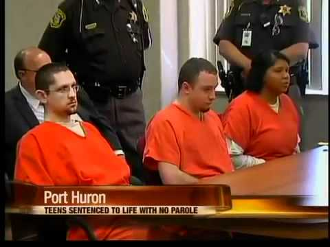 Teens sentenced to life with no parole