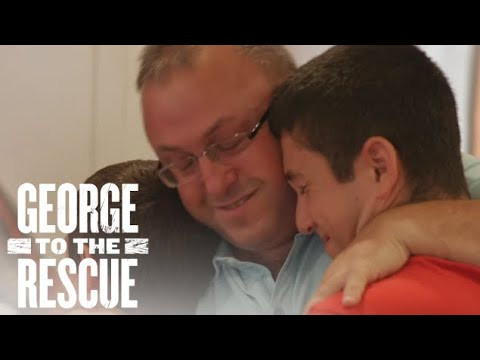 Kitchen Renovation For A Grieving Husband And His Teenage Sons   George to the Rescue