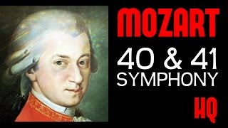 Download Lagu Wolfgang Amadeus Mozart - Symphony 40 & 41(1 Hour Classical Music) [Full Recording HQ] Gratis STAFABAND