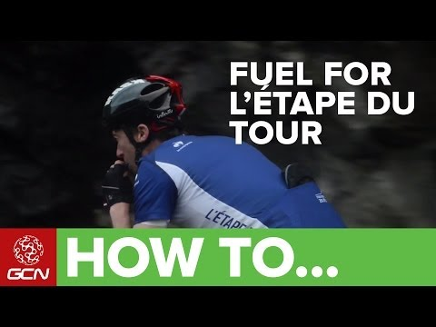 What To Eat & Drink Before L'Etape Du Tour