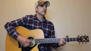 Download Lagu I Lived It - Blake Shelton - Guitar Lesson   Tutorial Gratis STAFABAND