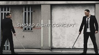 Sony A7s II Sword Fight Scene 4K