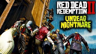 Undead Nightmare DLC in Red Dead Redemption 2... (RDR2)