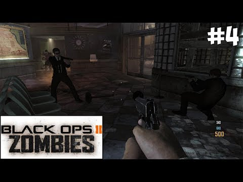 """""""NOTHING BUT DEATH"""" Call of Duty: Black Ops 2 Zombies! w/ PokeaimMD, Blunder & Moet!"""