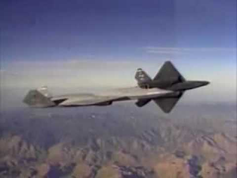 YF-22 and YF-23 - Stealth technology