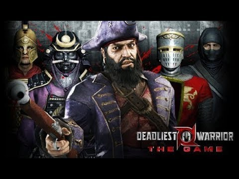 Deadliest Warrior The Game: A real hack n  slash
