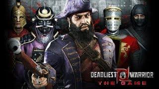 Deadliest Warrior The Game: A real hack n' slash