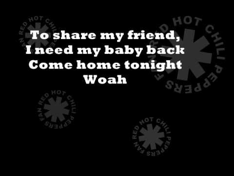Red Hot Chili Peppers - Love Of Your Life