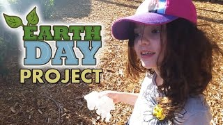 Earth Day Project Picking Up the Park