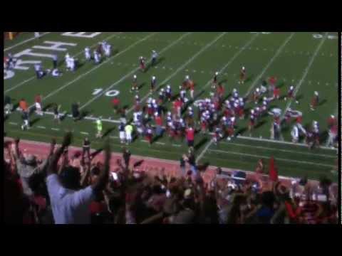 Harlingen Cardinals Vs. Abilene Eagles  9.17.11