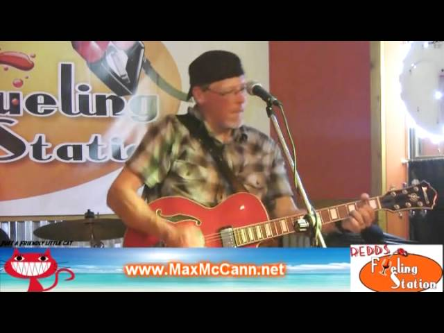 Max McCann Harvest Moon at Redds Bar Santa Rosa Beach Florida 30a