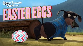 Open Season : Scared Silly - Easter Eggs