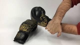 Paffen Sport Lady Boxing boxerské rukavice černá