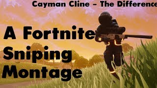 I hit these in a day.... Fortnite Sniping Montage - Fortnite Battle Royale
