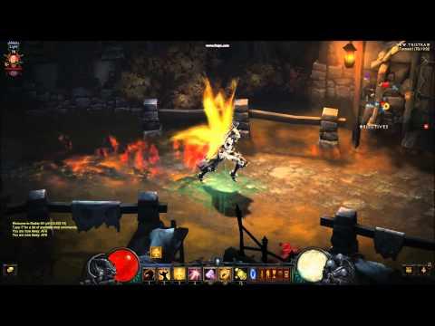 Do You Want To Kill Some Demons? Diablo 3 Frozen Parody!