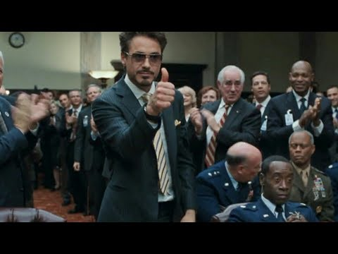 Iron Man 2 | 'You Want My Property,You Can't Have It'  Scene | (2010) Movie Clip  2K streaming vf